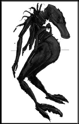 Gabbleduck-sketch