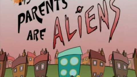 My Parents Are Aliens Theme - Intro - 1999