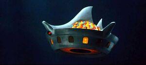 Zigra's ship