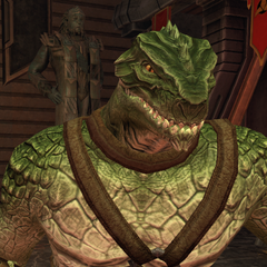 A Gorn as they appear in <i>Star Trek Online</i>
