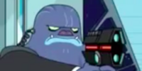 Unidentified bigfoot-humanoid (Rick and Morty)