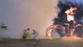 Fire Serpent Alien