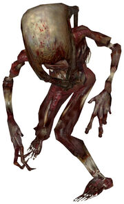 Half-Life 2 fast zombie