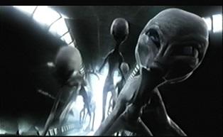 Alien taken