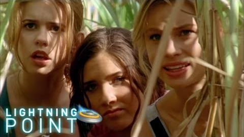 Lightning Point Alien Surfgirls S1 E9 The Cane Field