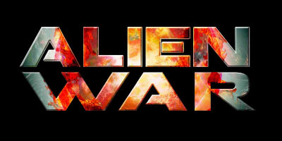 AlienWarLogo