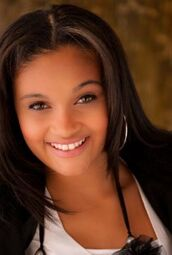Leah Monet Johnson as the middle schooler Alicia Alcott