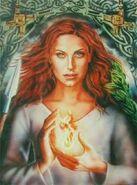 Gaea (Primordial goddess of the Earth) - 1