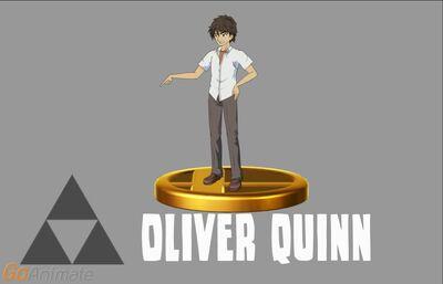 Oliver Quinn