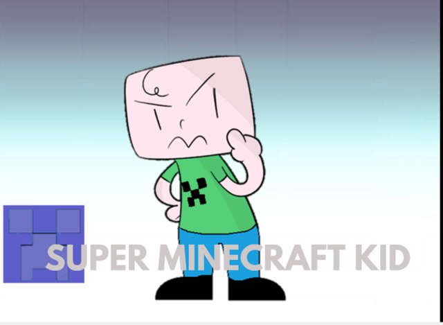 File:Super Minecraft Kid Intro.png