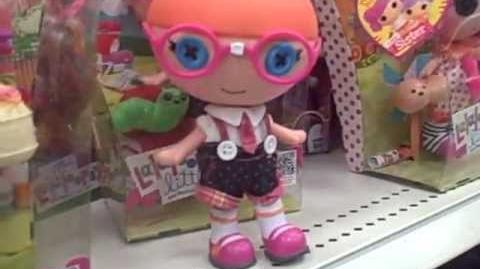 Lalaloopsy Littles Go To Target