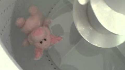 BooBoo & The Washing Machine of Doom!