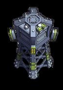 Gun tower 09