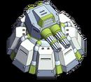 Machine gun 11
