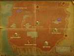 Regular customers map