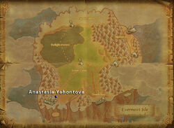 Anastasia Yahontova map