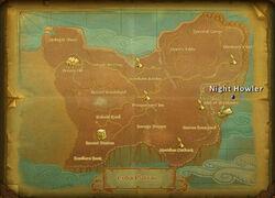 Night Howler map