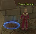 Taras Parshin keyhole