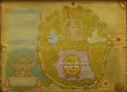 Feodor Prokhor map