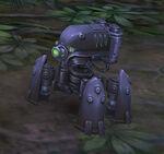 Pet fiend robot 01