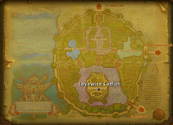 Lovewise Catfish map