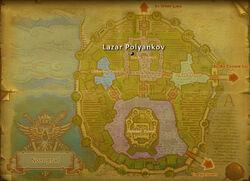 Lazar Polyankov map
