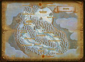 Map siveria