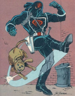 Cobra-commander-kicks-a-puppy