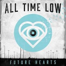All Time Low, Future Hearts album cover, 2015