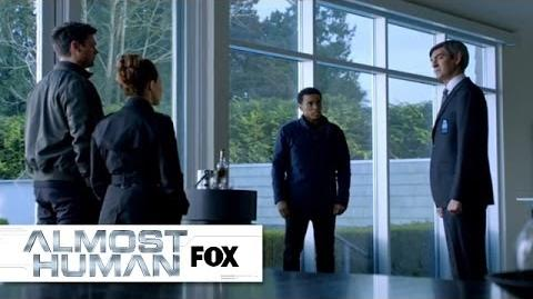 "Smart Home Interrogation from ""Disrupt"" ALMOST HUMAN FOX BROADCASTING"