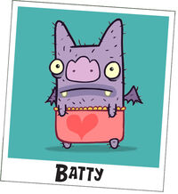Ana micro character batty