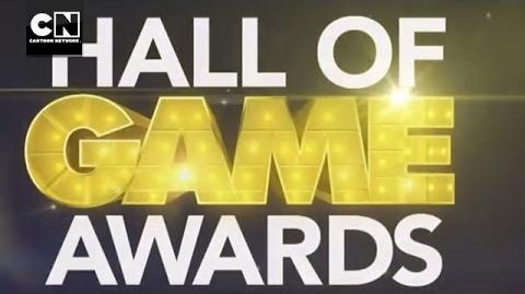Hall of Game Awards - MONDAY 7 6c Cartoon Network