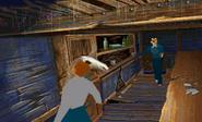Saloo trapdoor