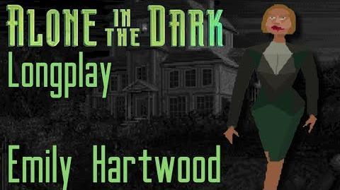 Alone In The Dark Longplay Emily Hartwood