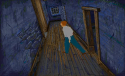 Ground Floor Corridor 1 (Gaol)