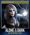 Alone in the Dark Illumination Card 1