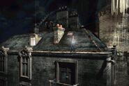Morton Mansion rooftop