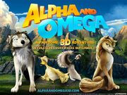 Alpha and Omega Poster Picture