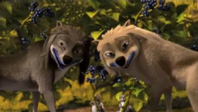 File:Alpha-and-Omega-Berry-Eating-Wolves.jpg