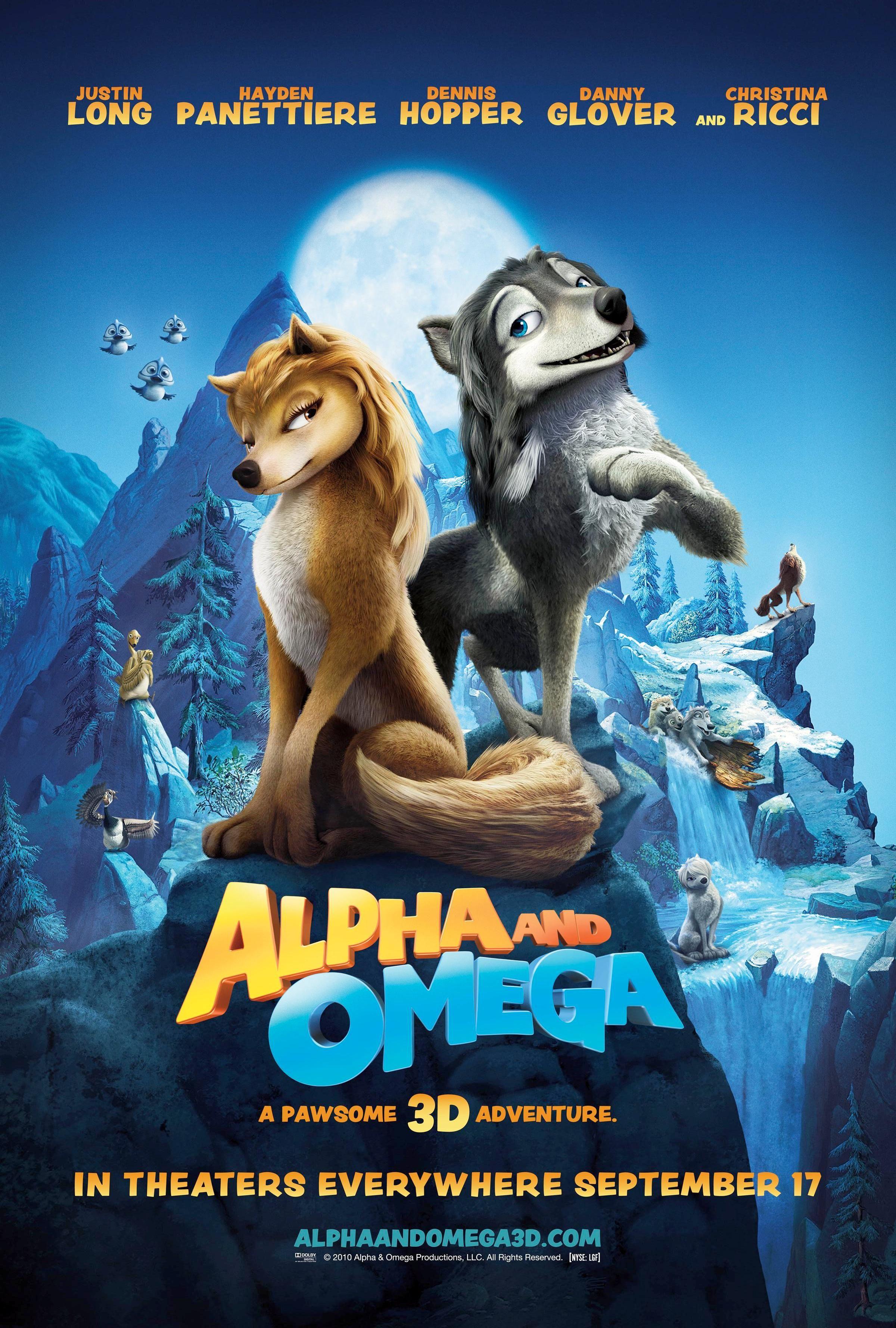 File:Alpha and Omega poster.jpg