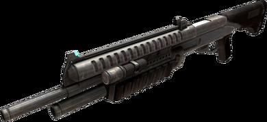 M90 Shotgun (Torch Side)