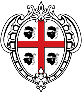 Coat of Arms of the Republic of Sardinia