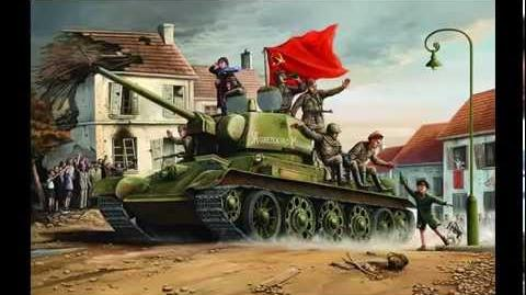 The Soviet Tanks Before And Now !