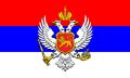 SAO Crna Gora - zastava