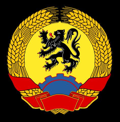 Bestand:Flemish communist CoA.png