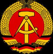 Oost-Duitse Wapenembleem