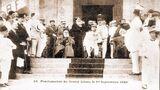 إعلان قيام دولة لبنان الكبير سنة 1920م