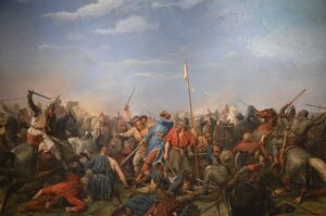 Arbo - Battle of Stamford Bridge (1870)