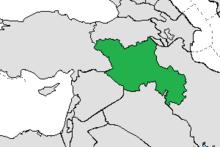 Kurdistan in West Asia