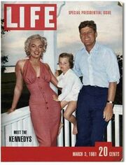 Kennedy and Marilyn